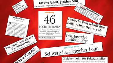 bewegen (03/2019): Magazin des Fachbereich Postdienste, Speditionen und Logistik